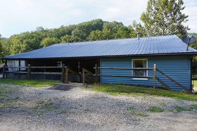 Single Family Home For Sale: 278 Cut Off Rd