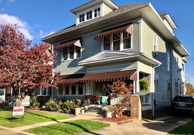 Single Family Home For Sale: 331 Church Street