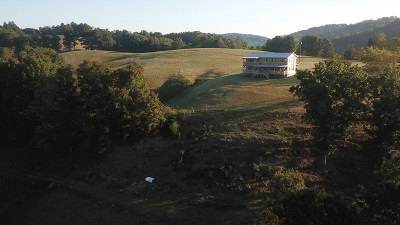 Spencer WV Farm For Sale: $215,000