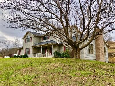 Spencer WV Single Family Home For Sale: $289,000