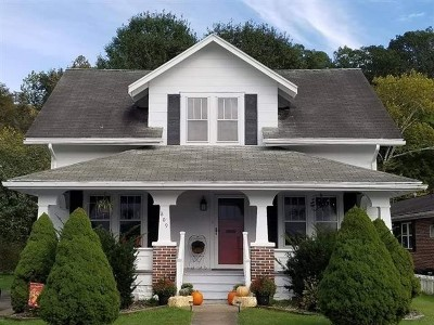Spencer WV Single Family Home For Sale: $119,900
