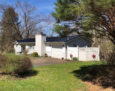 Single Family Home For Sale: 121 Dodd Drive