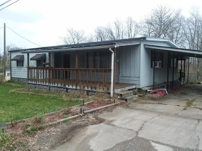 Single Family Home For Sale: 7238 S Calhoun Hwy
