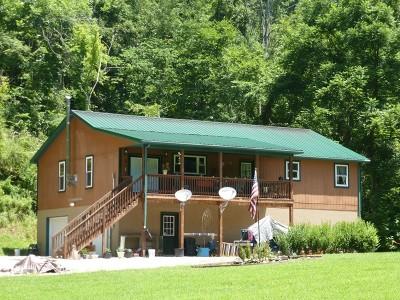 Arnoldsburg WV Farm For Sale: $179,900