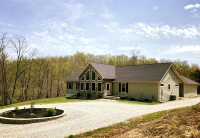 Single Family Home For Sale: 634 Triplett Road