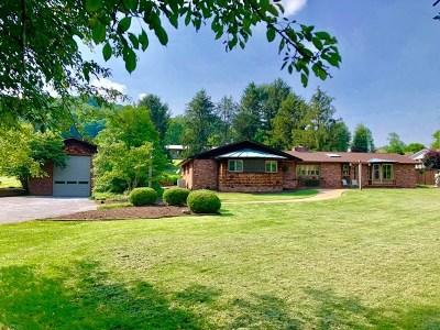 Spencer Single Family Home For Sale: 1418 Charleston Road