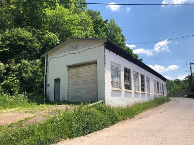 Spencer Commercial For Sale: Pike Street