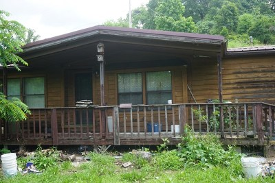 Single Family Home For Sale: 650 Maysel Laurel Ridge Rd