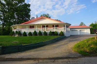 Single Family Home For Sale: 545 Twistabout Road