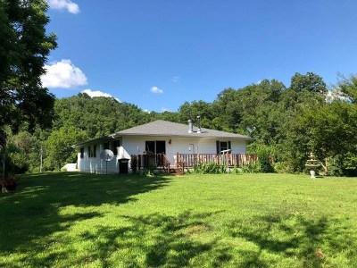 Single Family Home For Sale: 1258 Johnson Creek Road