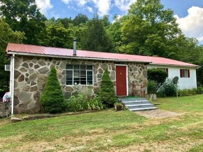 Gandeeville WV Farm For Sale: $169,000