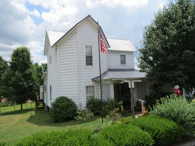 Spencer WV Single Family Home For Sale: $39,900