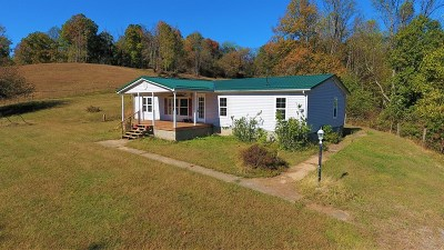 Clay WV Farm For Sale: $165,000