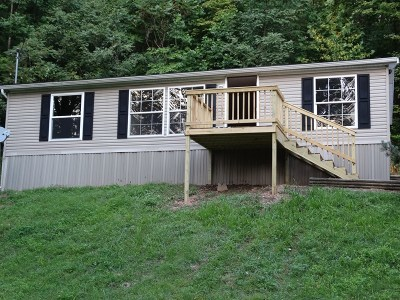 Single Family Home For Sale: 8694 Clarksburg Rd