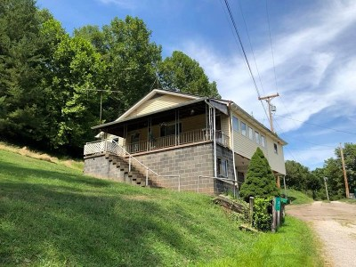 Walton WV Single Family Home For Sale: $49,000