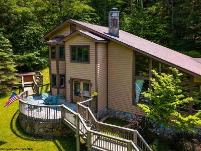 Single Family Home For Sale: 2646 Mountainside Road
