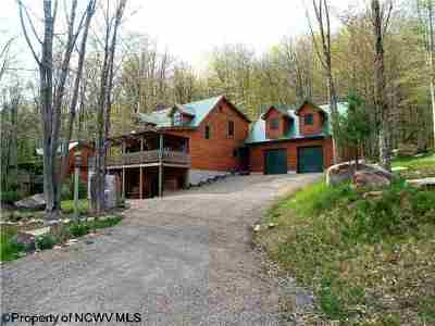 Single Family Home For Sale: Misty Mountain Lane