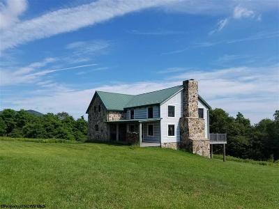 Harman Single Family Home For Sale: 34 E Meadows Road
