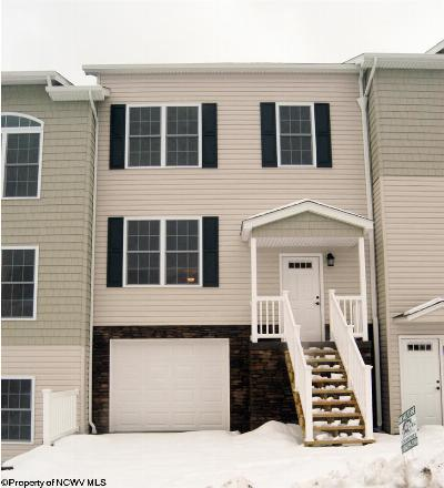 Morgantown WV Condo/Townhouse For Sale: $198,000