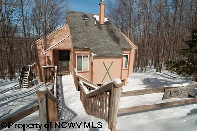Davis Single Family Home For Sale: 761 Cabin Mountain Road
