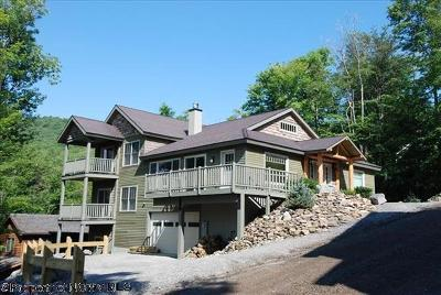 Single Family Home For Sale: 339 Slopeside Road