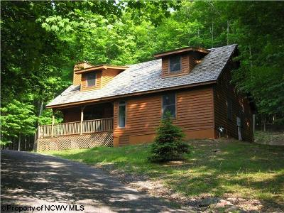 Single Family Home For Sale: 712 Cabin Mountain Road