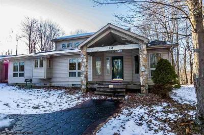 Terra Alta Single Family Home For Sale: 357 Betony Lane