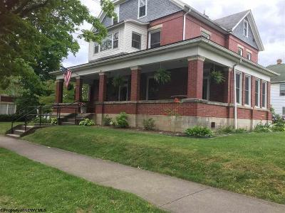 Elkins Single Family Home For Sale: 20 South High Street