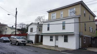Terra Alta Multi Family Home For Sale: 215 East Washington Street
