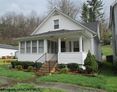 Elkins Single Family Home For Sale: 112 Weese Street