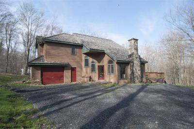 Davis Single Family Home For Sale: 315 Ridge Road