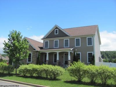 Morgantown Single Family Home For Sale: 2 Berkshire Drive