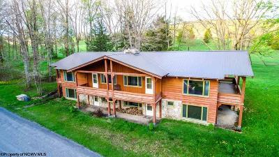 Terra Alta Single Family Home For Sale: 156 Baneberry Lane