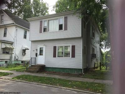 Elkins Multi Family Home For Sale: 214 Center Street
