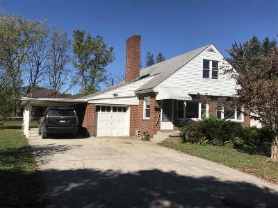 Elkins Single Family Home For Sale: 307 Goff Street
