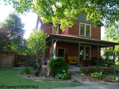Elkins Single Family Home For Sale: 121 High Street
