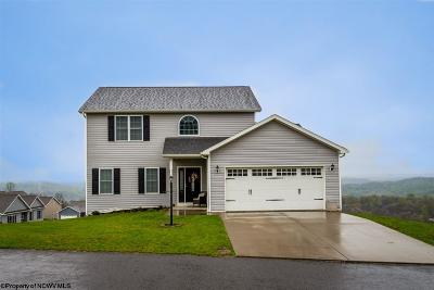 Morgantown WV Single Family Home Contingent: $320,000