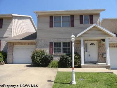 Morgantown WV Condo/Townhouse For Sale: $215,000