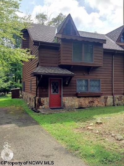Davis Condo/Townhouse For Sale: E-1 Cedar Place