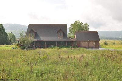 Single Family Home New: 868 Deer Ridge Road