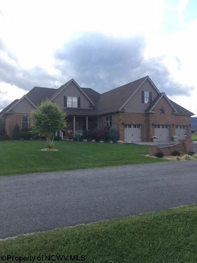 Elkins Single Family Home For Sale: 266 Hayfield Loop