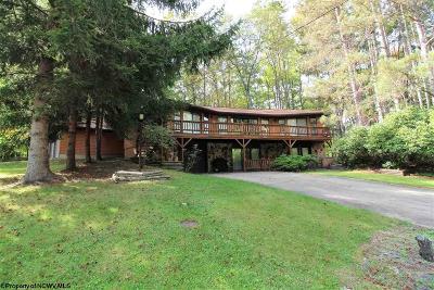 Terra Alta Single Family Home For Sale: 315 Laurel Circle