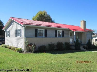 Elkins Single Family Home Contingent: 236 Hickory Drive