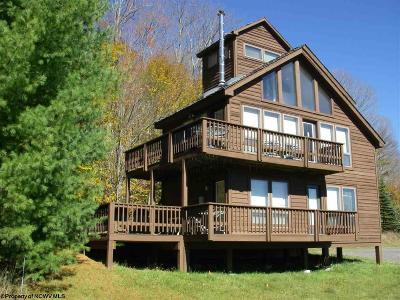 Davis Single Family Home For Sale: Lot 2 #25 Misty Mountain Lane