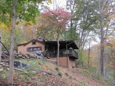 Morgantown WV Single Family Home Contingent: $159,000