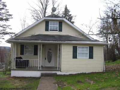 Morgantown Single Family Home For Sale: 1348 Montrose Avenue