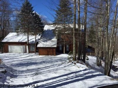 Single Family Home For Sale: 2233 Cabin Mountain Road