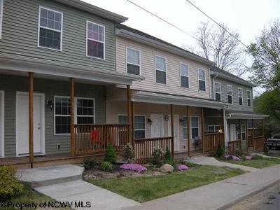 Morgantown Condo/Townhouse For Sale: 134 Putnam Street