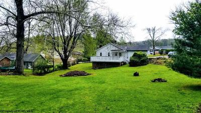 Morgantown Single Family Home Contingent: 562 Fairchance Road