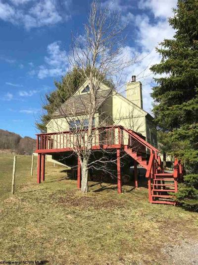 Davis WV Single Family Home For Sale: $89,500